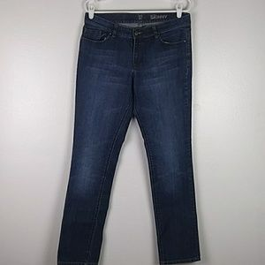 NY&C Low Rise Skinny Jeans Size 10